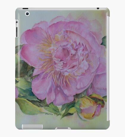 Spring around the corner iPad Case/Skin
