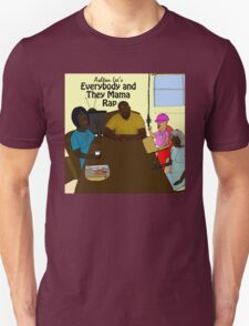Album Cover: Everybody And The Mama Rap T-Shirt