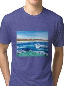 Bondi Ice-bergs  Tri-blend T-Shirt