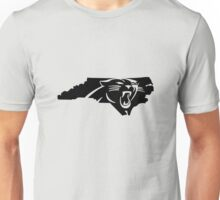 Carolina Panthers North funny nerd geek geeky Unisex T-Shirt