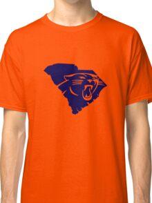 Carolina Panthers South funny nerd geek geeky Classic T-Shirt