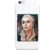 Daenerys Targaryen - Mother Of Dragons   iPhone Case/Skin