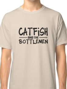 Catfish & The Bottlemen funny nerd geek geeky Classic T-Shirt