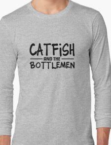 Catfish & The Bottlemen funny nerd geek geeky Long Sleeve T-Shirt