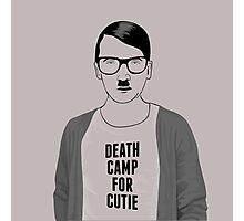 BEER PONG : DEATH CAMP FOR CUTIE Photographic Print