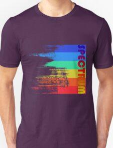 Faded retro pop spectrum colors T-Shirt