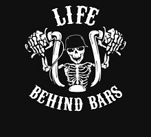 Life Behind Bars Funny Men's Hoodie T-Shirt