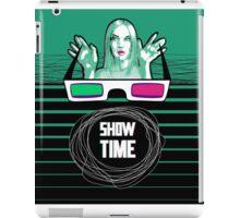 Show time iPad Case/Skin