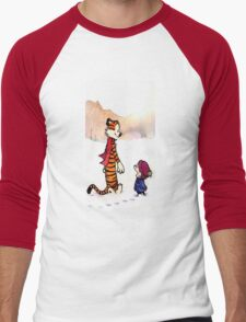 calvin and hobbes snow fuzz T-Shirt