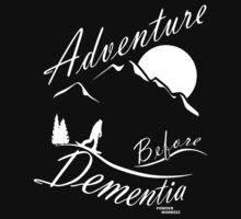 Adventure Before Dementia Kids Clothes