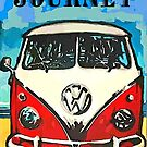 The Journey by Sharon Poulton