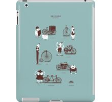 Meet The Cyclists iPad Case/Skin