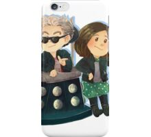 Doctor Who - The Cool Kids iPhone Case/Skin
