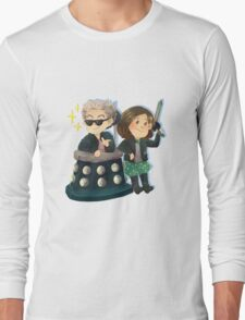 Doctor Who - The Cool Kids Long Sleeve T-Shirt