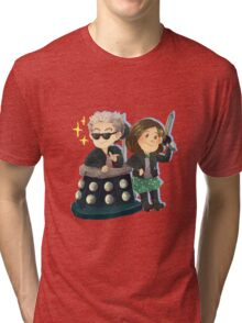 Doctor Who - The Cool Kids Tri-blend T-Shirt
