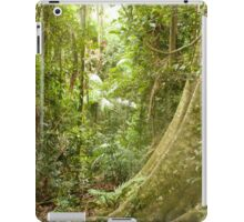 Rainforest - Mt Tamborine, Q. Australia.  iPad Case/Skin