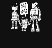 My Data Robot Kid Funny Men's Tshirt T-Shirt