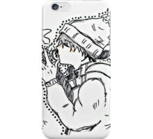 Cold Dude iPhone Case/Skin