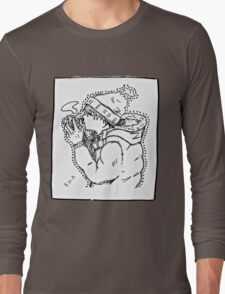 Cold Dude Long Sleeve T-Shirt