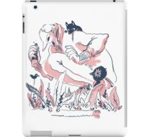 Go Out and Explore the World iPad Case/Skin