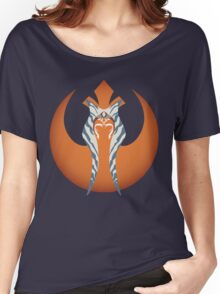 Rebel Ahsoka Women's Relaxed Fit T-Shirt