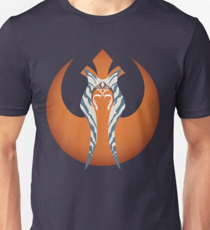 Rebel Ahsoka Unisex T-Shirt