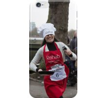 Mia Reakes Reuters Tv at the Rehab Parliamentary Pancake Race 2016 iPhone Case/Skin