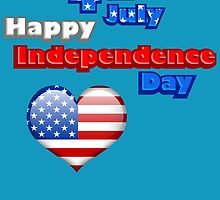 4th July happy independence day by trendism