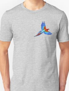 THE ORIGINAL PARROT by Creachel Unisex T-Shirt