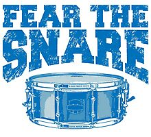 FEAR THE SNARE Photographic Print