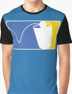 BEER PONG Graphic T-Shirt