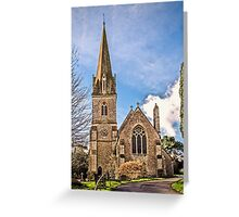 St.Michael and all angels Greeting Card