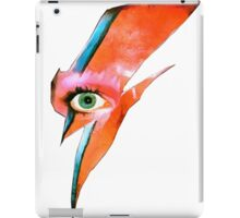 bowie david iPad Case/Skin