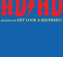 ADHD highway to hey look a squirrel! by trendism