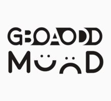 GOOD MOOD or BAD MOOD Kids Tee