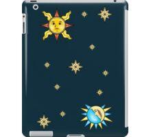 Sol, Luna, Stars... iPad Case/Skin