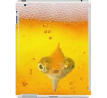 Drunk Fish Beer Fish iPad Case/Skin