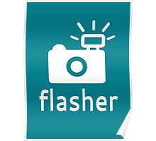 Flasher Poster