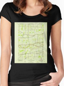 New York NY Cambria 123146 1949 24000 Women's Fitted Scoop T-Shirt