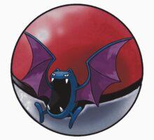 Golbat pokeball - pokemon by pokofu13