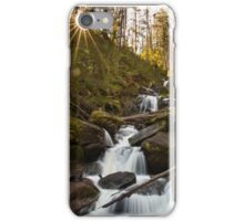 Taggerty Cascades, Marysville iPhone Case/Skin