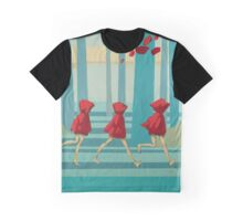 5 Lil Reds I Graphic T-Shirt