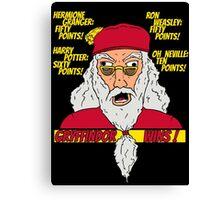 50 points to Dumbledore Canvas Print