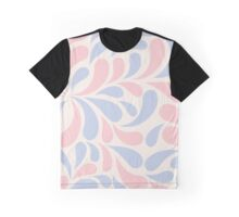 abstract colorful pattern in pastel colors Graphic T-Shirt