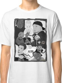 REVOLUTIONARY HIP HOP Classic T-Shirt