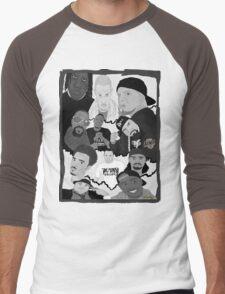 REVOLUTIONARY HIP HOP Men's Baseball ¾ T-Shirt