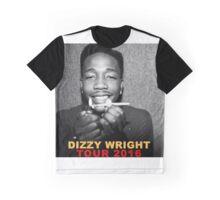Dizzy Wright 01 TOUR 2016 Graphic T-Shirt