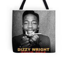 Dizzy Wright 01 TOUR 2016 Tote Bag