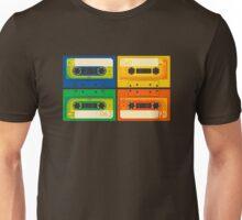 Color Cassettes Unisex T-Shirt