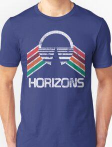EPCOT Center Horizons Distressed Logo T-Shirt